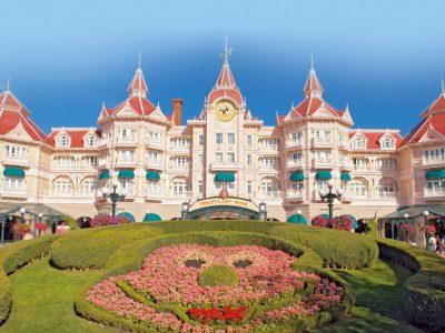 Disneyland Hotel ***** - Magisch Vuurwerkfestival