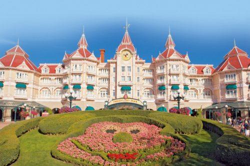 Disneyland Hotel ***** - Magisch Vuurwerkfestival - The Frozen Edition