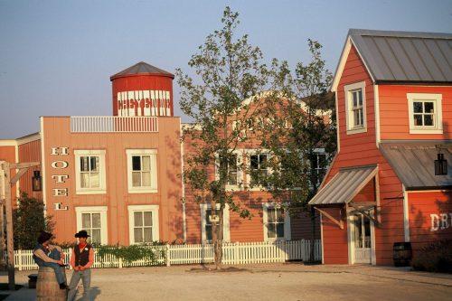 Disney's Hotel Cheyenne ** - Magisch Vuurwerkfestival - The Frozen Edition
