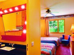 Magisch Vuurwerk Festival Disney's Hotel Santa Fe ** busreis