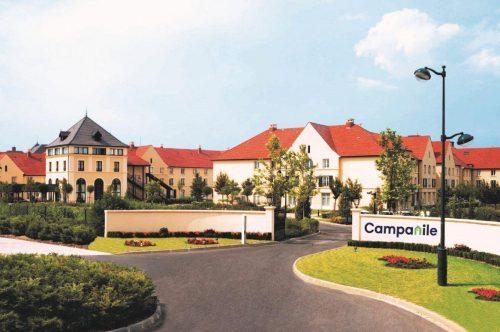 Oad magisch voordeel - Hotel Campanile Val de France***