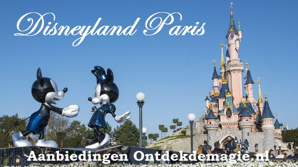 Disneyland-Parijs-aanbieding-Ontdekdemagie-Paris