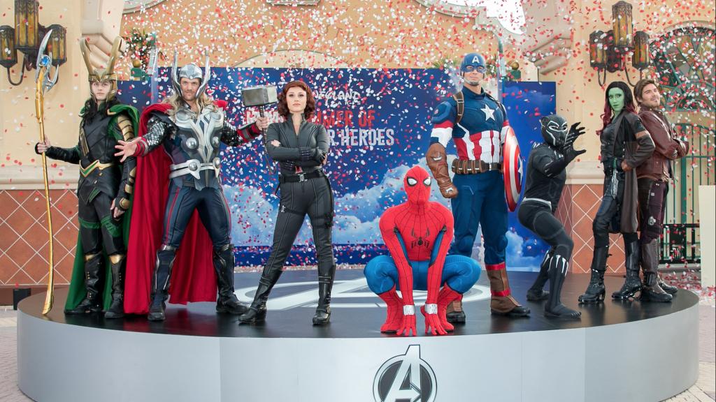 Marvel-in-Disneyland-Paris