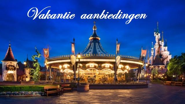 Vakantie-Disneyland-Parijs
